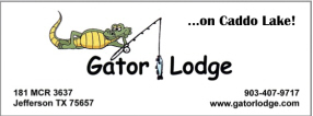 Caddo Lake lodge