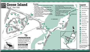 Goose Island Park Tx